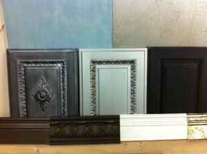 Cabinetry/Furniture workshop samples