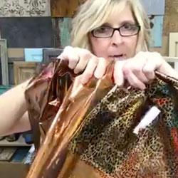 Artistic Painting Studio Foils